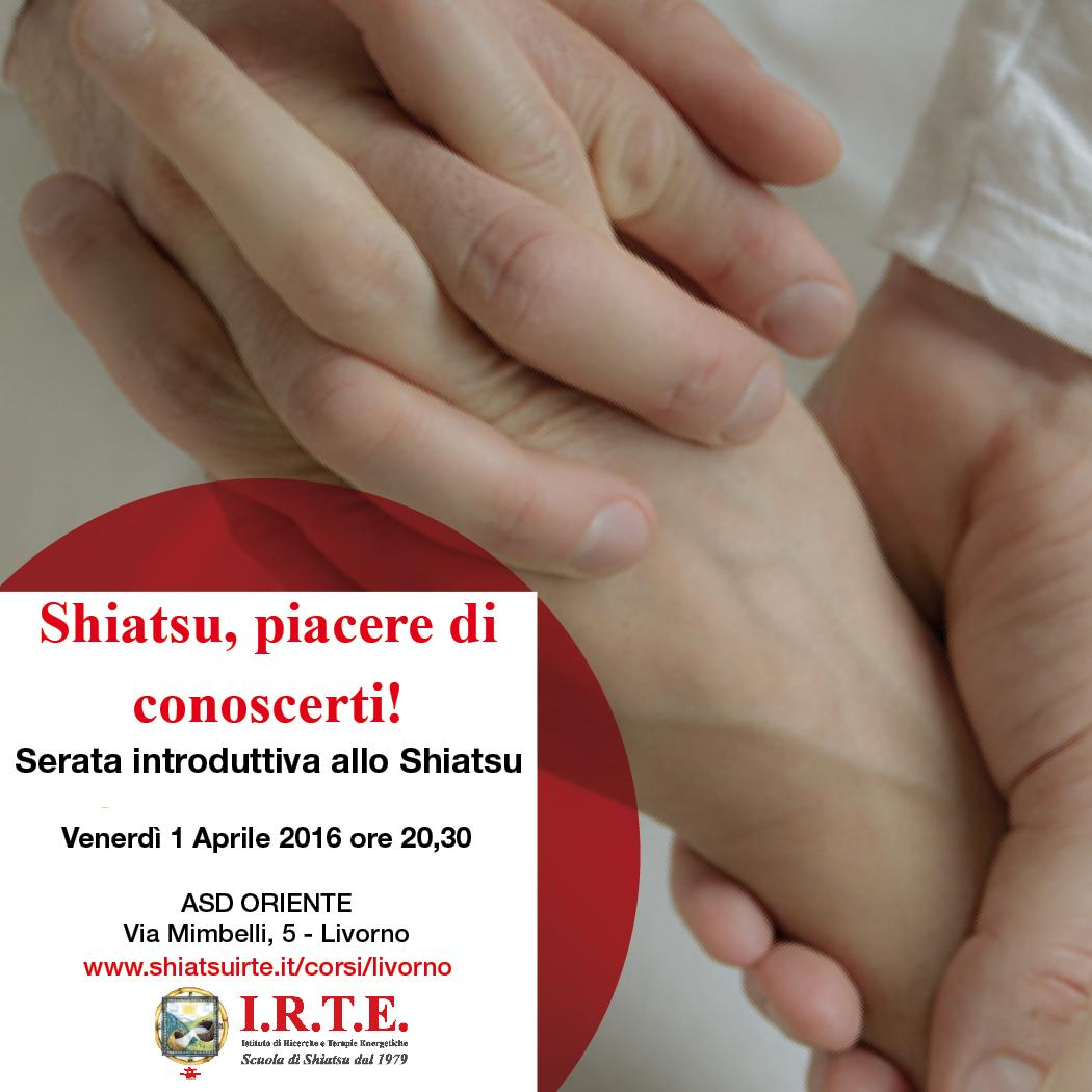 A Livorno, Shiatsu piacere di conoscerti!