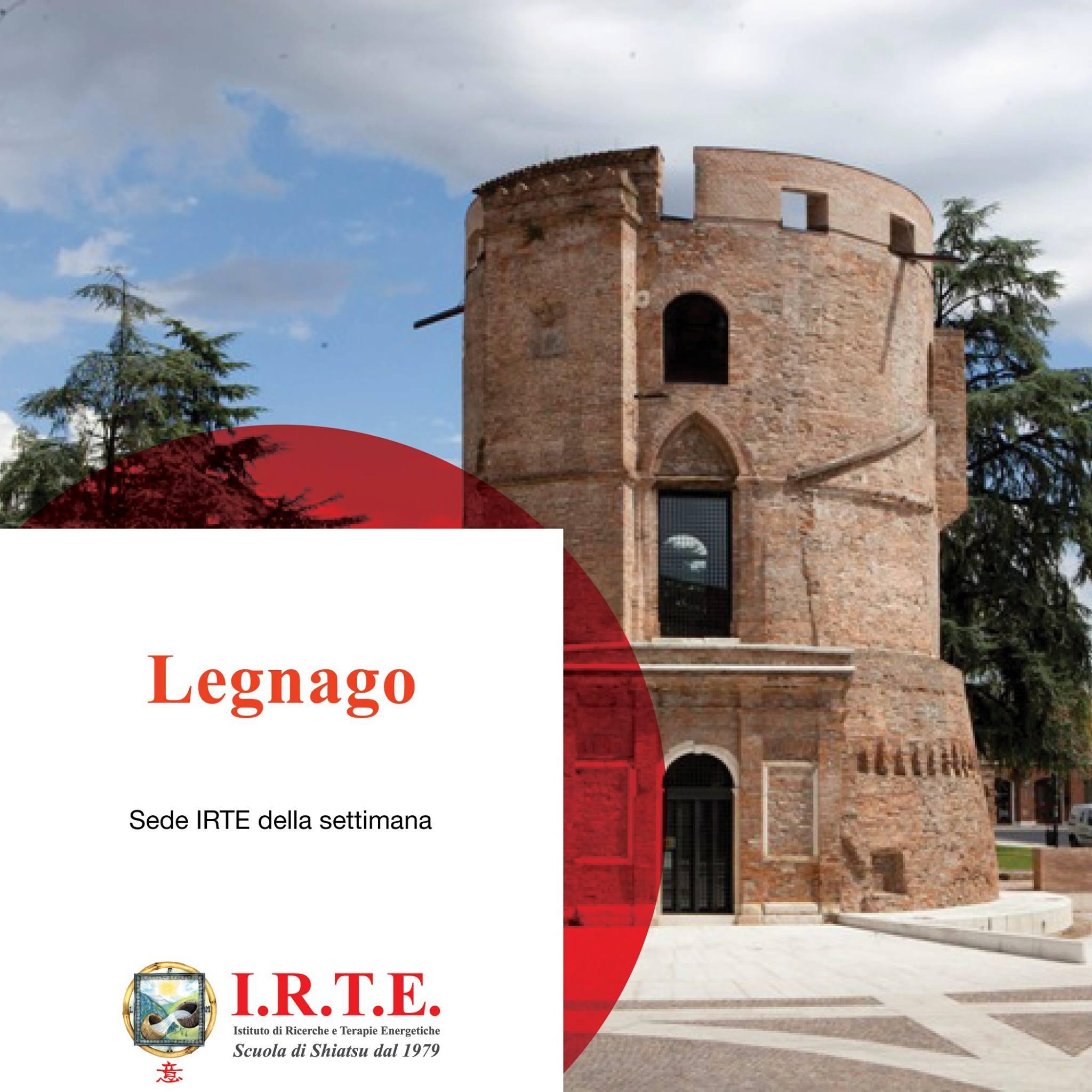 La Scuola Shiatsu IRTE a Legnago