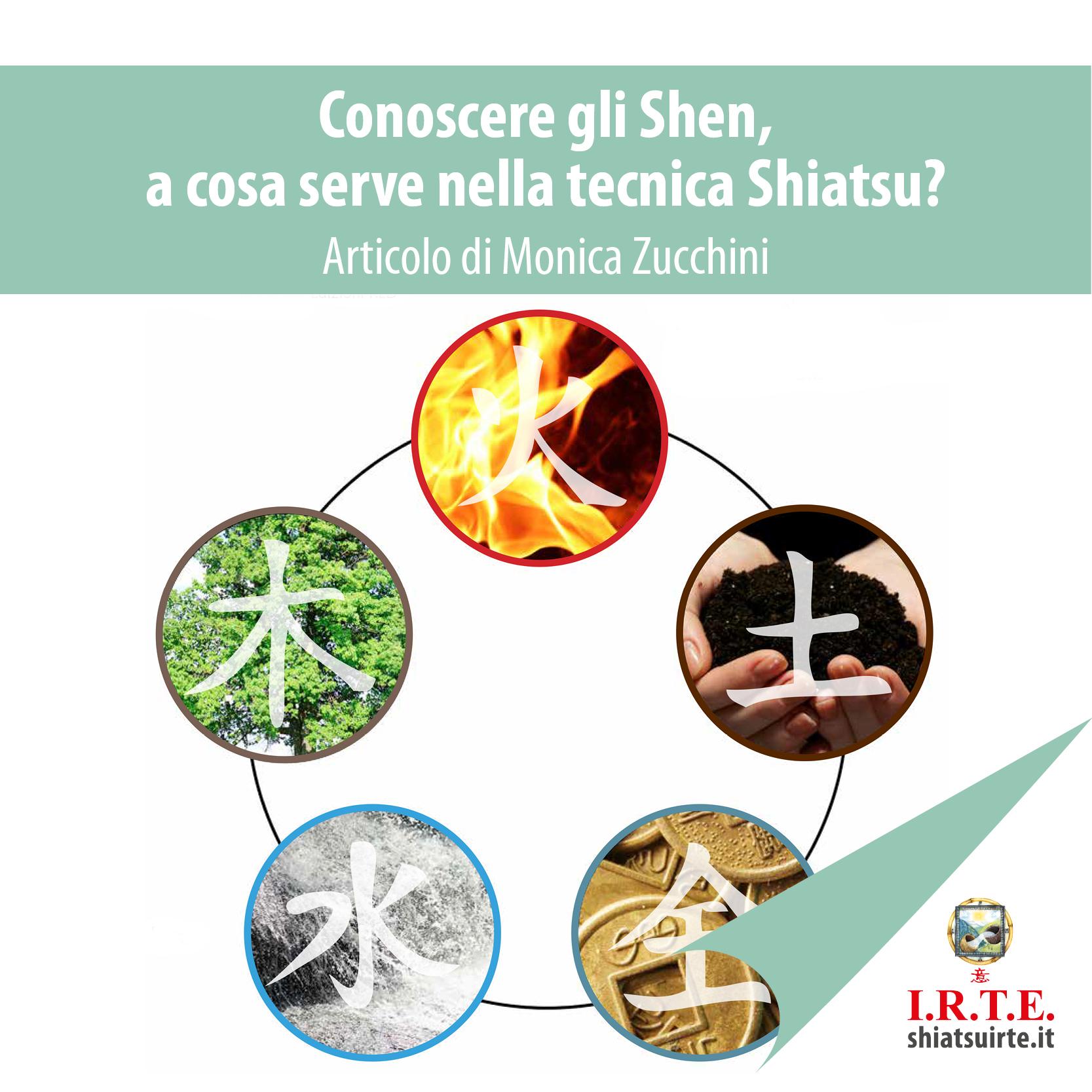 Conoscere gli Shen, a cosa serve nella pratica shiatsu?