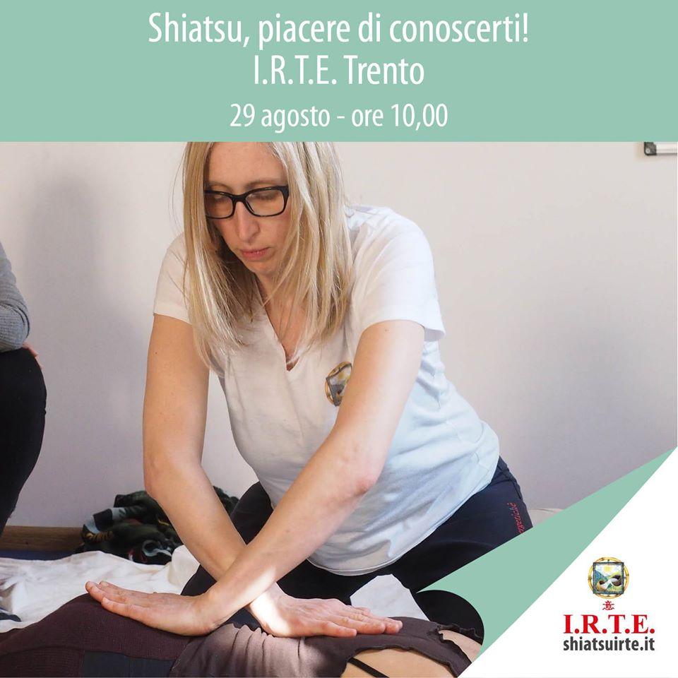 Trento 29 Agosto 2020 Piacere di conoscerti