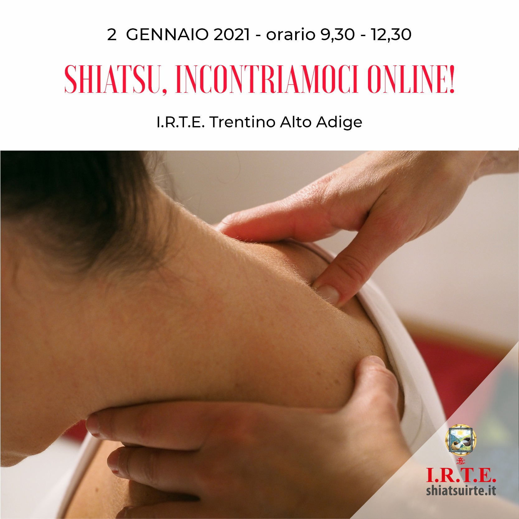 Trentino Alto Adige,                02 Gennaio 2021 Incontriamoci Online!